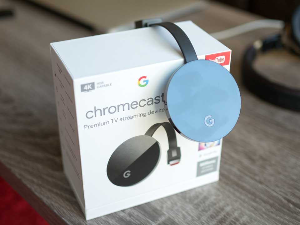 Media Player Google Chromecast 2.0