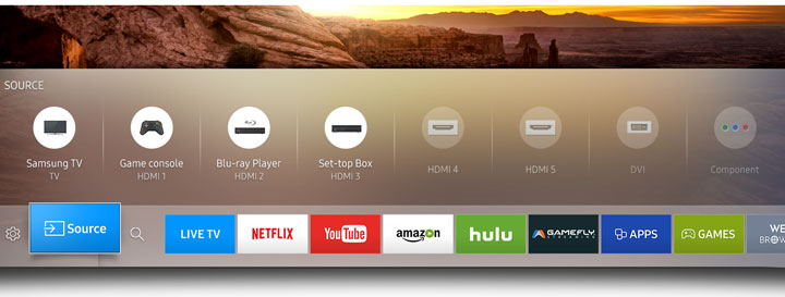 Samsung Smart TV 4K Ultra HD