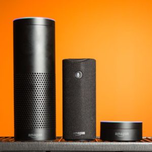 Boxa wireless Amazon Echo