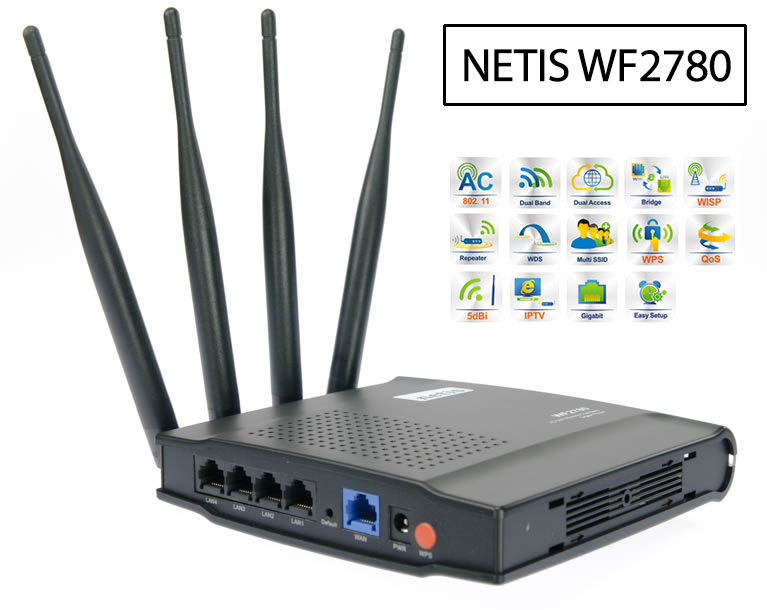 router wireless smart tv